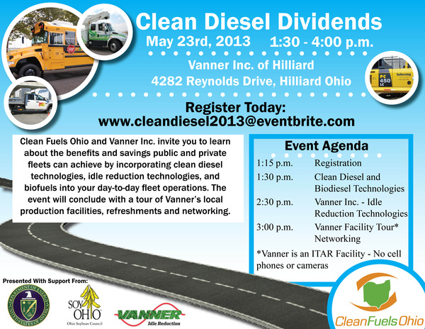 May 23rd Flyer and Agenda
