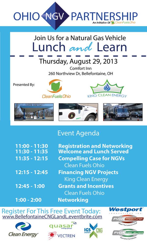August 29 Bellefontaine Luncheon Agenda -